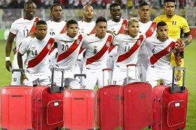 Perú, eliminado, Francia, Rusia 2018, memes, hinchas chilenos