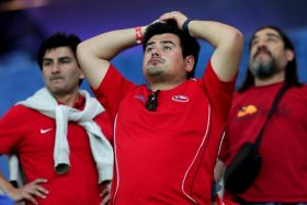 Selección Chilena, Ránking FIFA, MisterChip, octavo lugar, Rusia 2018, Juan Antonio Pizzi