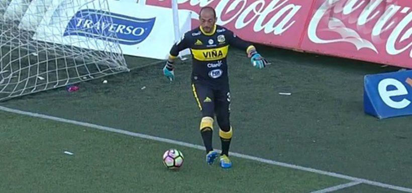 Eduardo Lobos, Everton, Javier Torrente