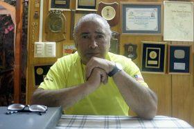 Víctor Contreras, Tiburón Contreras, falleció, deporte de luto, diabetes