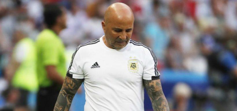 ¡Condenado a la hoguera! Argentina decreta el destino de Jorge Sampaoli al mando de la albiceleste