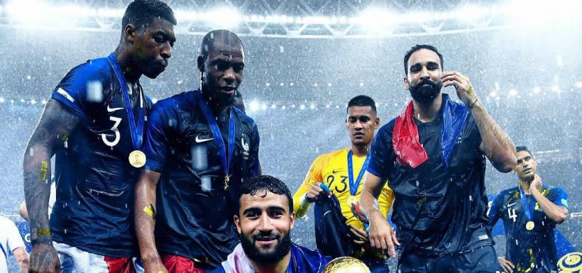 The Best 2018, FIFA, Lionel Messi, Neymar, Cristiano Ronaldo, Kylyan Mbappé