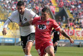 Goles CDF, Campeonato Nacional, Colo Colo, Lucas Barrios, U de Conce, Universidad Católica, Universidad de Chile