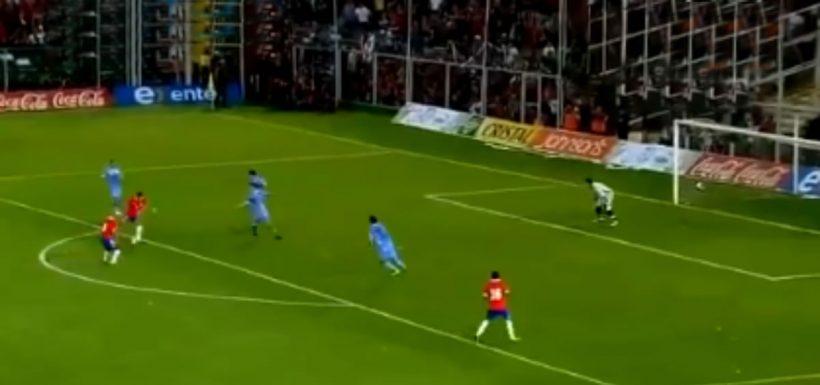 Fernando Muselera, Alexis Sánchez, Selección Chilena, Uruguay, Francia, cuartos de final, Rusia 2018, Mundial