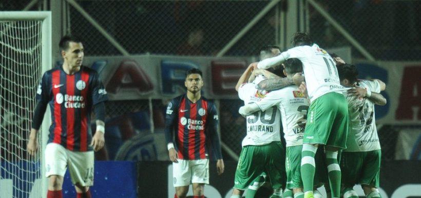 [VIDEO] ¡Pije histórico! Deportes Temuco consiguió la hazaña y derrotó a San Lorenzo en Argentina por Copa Sudamericana