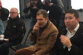 Aníbal Mosa, Blanco y Negro, Gabriel Ruiz-Tagle, presidencia, Colo Colo