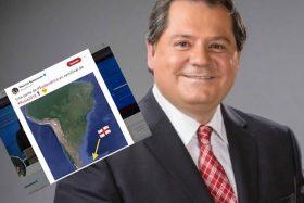 Mauricio Bustamante, TVN, broma de mal gusto, Argentina, Rusia 2018, Islas Malvinas