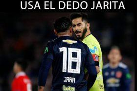 Memes, Fútbol Chileno, campeonato nacional, Fecha 16, Lucas Barrios, Universidad Católica