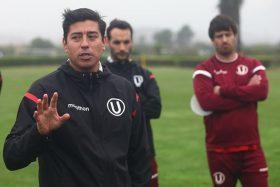 Nicolás Córdova, Leandro Benegas, Universidad de Chile, Universitario de Lima, Perú