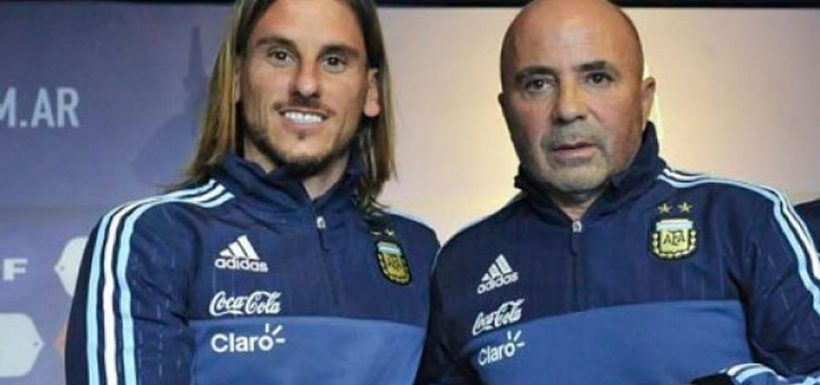 Sebastián Beccacece, Jorge Sampaoli, traición, Argentina