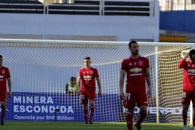 """¡Humillados... de nuevo! La """"U"""" cayó goleada ante Antofagasta y ratifica la crisis futbolística que vive"""