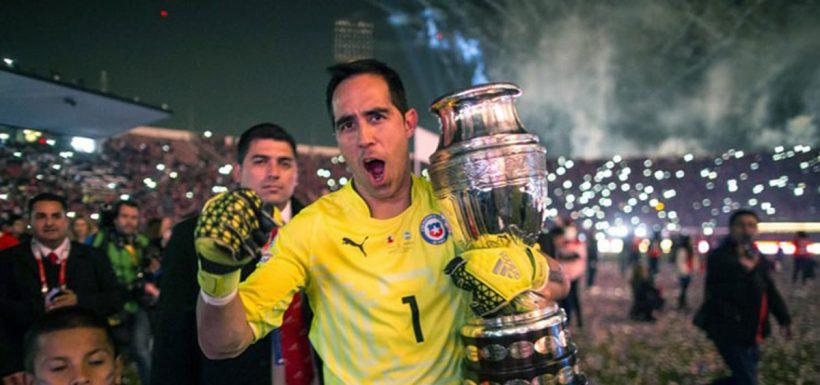 Claudio Bravo, 4 de julio, Selección Chilena, Copa América 2015, renuncia