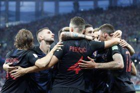 ¡Domingo de penales! En una definición de infarto Croacia eliminó a Dinamarca desde los 12 pasos