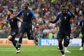 ¡¡¡ALLEZ LES BLEUS!!! Francia se corona campeón del mundo en Rusia 2018 tras derrotar a Croacia