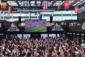 Inglaterra, Suecia, Rusia 2018, locura, cervezas, cuartos de final