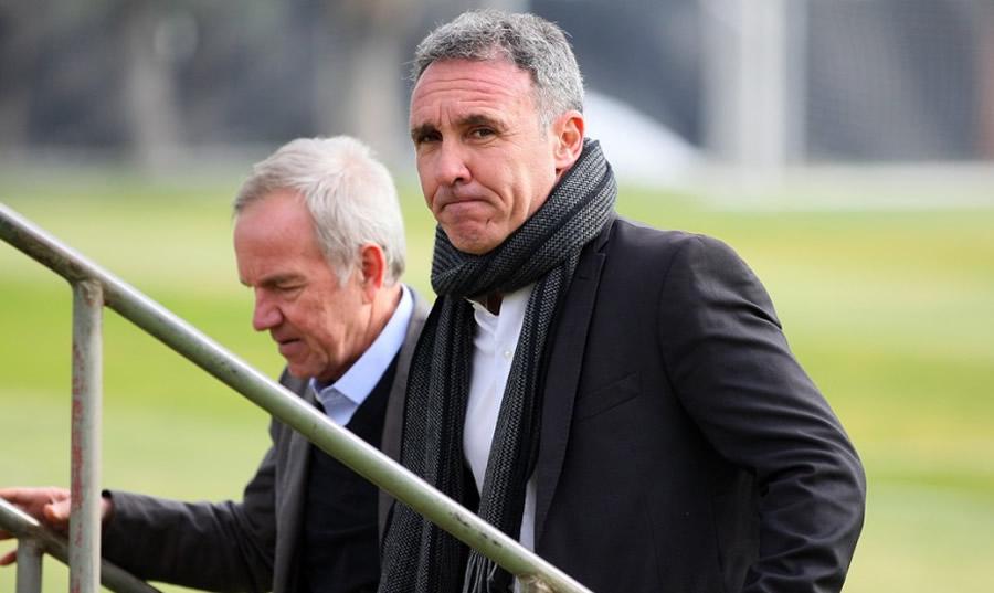 Colo Colo, Marcelo Espina, Gerente Deportivo, Pablo Guede, Héctor Tapia