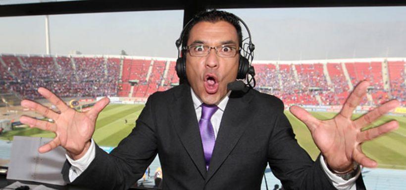 Claudio Palma, Chilevisión, Selección Chilena, fútbol chileno