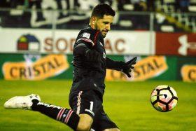 Agustín Orión, Colo Colo, cancha, Universidad de Chile, Superclásico
