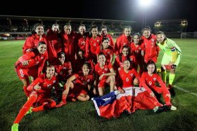 Selección Chilena Femenina, Estados Unidos, ANFP, trato machista, queja, Christiane Endler