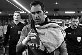 Claudio Bravo, grave lesión, tendón de Aquiles, Manchester City, Selección Chilena