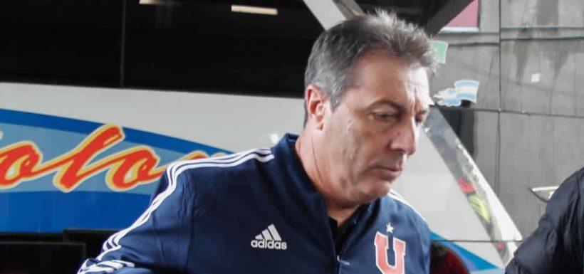 Frank Darío Kudelka, Universidad de Chile, Mauricio Pinilla