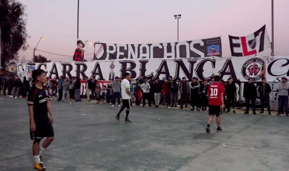 Arengazo, Colo Colo, Rodrigo Vera, delincuencia, Lanzazo, Superclásico