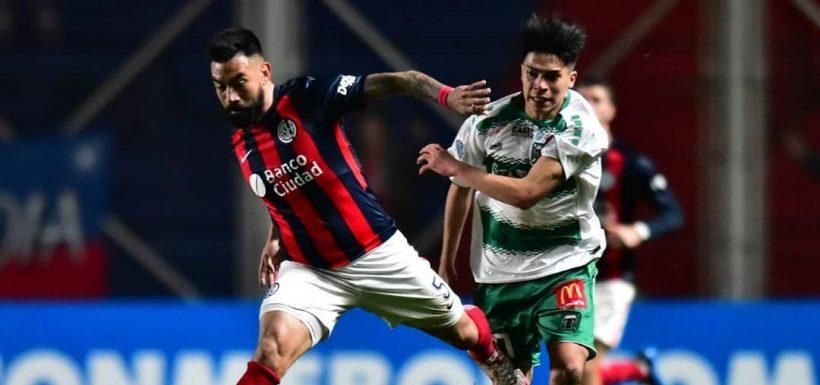 San Lorenzo, presidente, Matías Lammens, Deportes Temuco, Copa Sudamericana, premio, se lo quedó