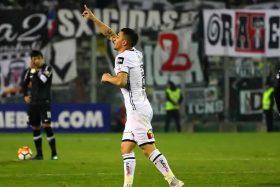 Colo Colo, gol, Carlos Carmona, video