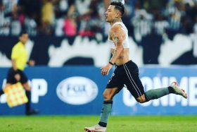 Leonardo Valencia, golazo, Copa Sudamericana, Fox Sports Brasil, enloqueció, video