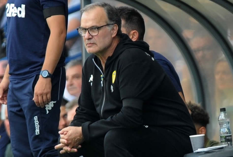 Marcelo Bielsa, Leeds United, locura, canción, hincha, video