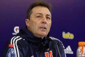 Darío Kudelka, Nicolás Guerra, Universidad de Chile, Superclásico, Gonzalo Jara