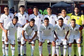 Blanco y Negro, Colo Colo, Williams Alarcón, SUb-19, contrato