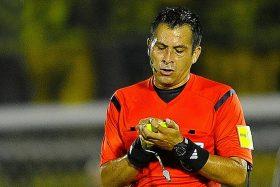 Julio Bascuñán, árbitro, Colo Colo, Universidad de Chile, Superclásico