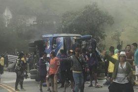 Impacto y mucha tristeza causó la tragedia carretera ocurrida en Ecuador, donde 12 jóvenes hinchas del Barcelona de Guayaquil perdieron la vida, en un hecho muy similar a lo sufrido por los fanáticos de O'Higgins el año 2013.