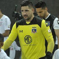 Agustín Orión, Colo Colo, atajada, video, Copa Libertadores, Corinthians