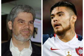 Juan Cristóbal Guarello, Paulo Díaz, Pablo Guede, Selección Chilena, Medio Oriente, Reinaldo Rueda