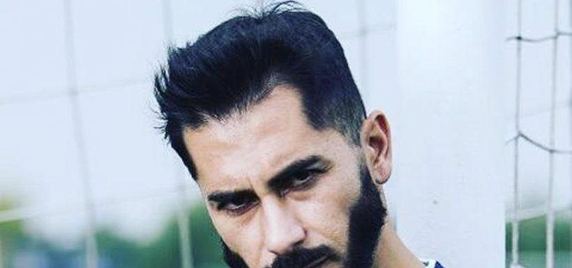 """¡Fiel a su estilo! Johnny Herrera sacó la artillería y salió al paso de Frank Darío Kuldeka en la """"U"""""""