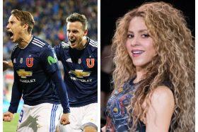 Universidad de Chile, Estadio Nacional, Shakira, Ricardo Arjona, Universidad Católica