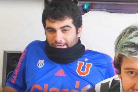 Los Displicentes, Superclásico, Colo Colo, Universidad de Chile
