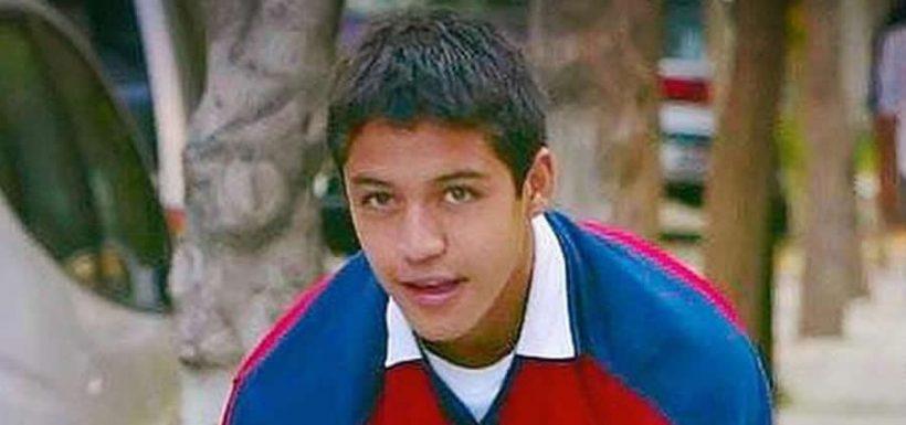 Alexis la película, casting, Alexis Sánchez, niño