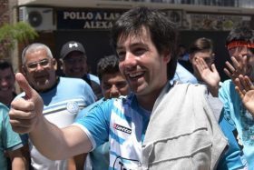 Willy Magia, Belgrano, agua, fernet, asado