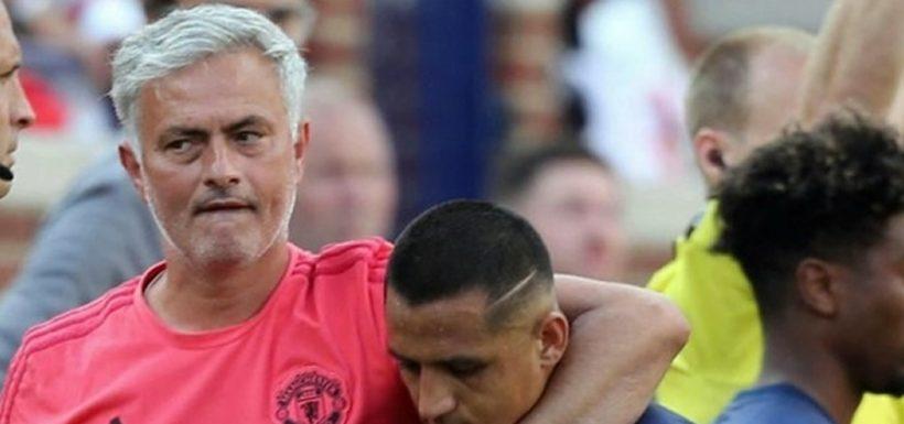 Alexis Sánchez, Manchester United, golazo, video, José Mourinho