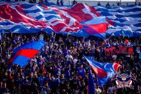 """¡Efervescencia azul! Hinchas de la """"U"""" colapsaron las entradas y llenarán el Nacional ante Iquique"""
