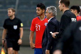 Fabián Orellana, lesionado, Selección Chilena, amistosos, Asia, Japón, Corea del Sur