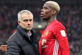 """[VIDEO] ¡Crisis total! Captan el momento exacto en que Paul Pogba y José Mourinho se pelaron """"a muerte"""""""