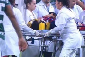 Rodrigo Rojas, Universidad de Chile, Copa Libertadores, inconsciente, Palmeiras, Cerro Porteño