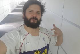 [FOTO] ¡Enfurecido! Gabriel Boric emplaza con dureza a Cruzados por el alto precios de entradas para duelo ante Colo Colo
