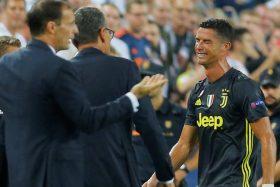 [FOTOS Y VIDEOS] La dura amenaza de la hermana de Cristiano Ronaldo tras ser expulsado en Champions