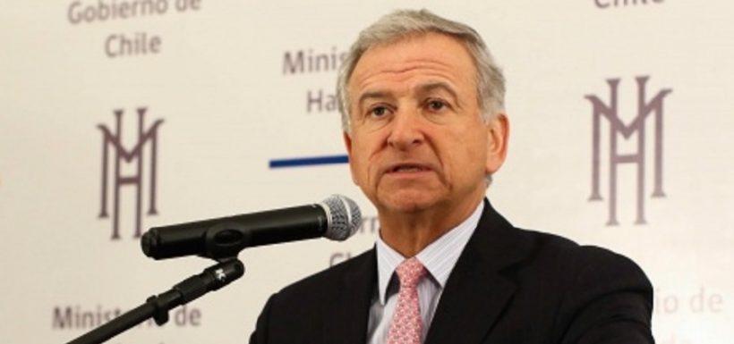 ministro Larraín