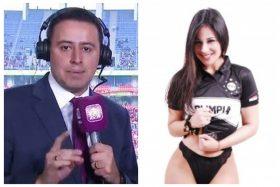 Trovador del Gol, Alberto Jesús López, violencia intrafamiliar, esposa paraguaya, Rossana Sánchez